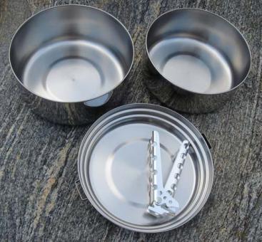 MSR Alpine 2 Pot Set Pfannen