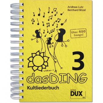 "Liederbuch ""Das Ding 3"", Band 3"
