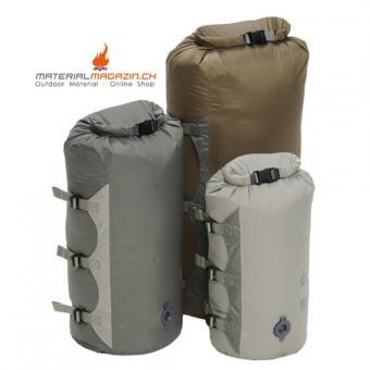 Exped Waterproof Compression Bag M - grau