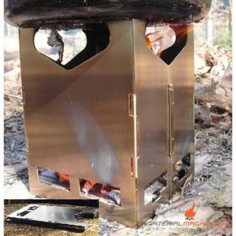 * Holzkocher HOBO Faltkocher - Magic Flame